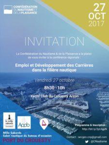 invitation_conférence_Mille Sabords